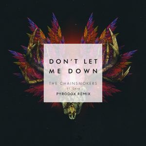 دانلود آهنگ The Chainsmokers به نام Don't Let Me Down