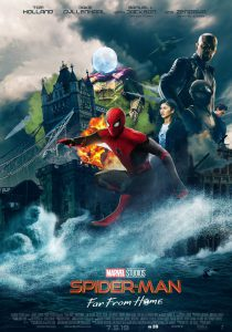دانلود فیلم Spider-Man Far From Home 2019