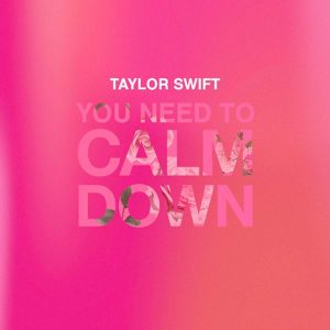 دانلود آهنگ Taylor Swift به نام You Need To Calm Down